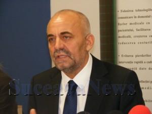 Vasile Rambu, directorul spitalului