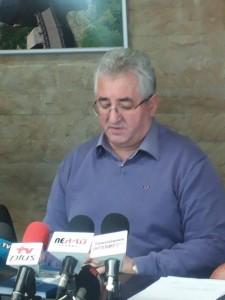 Ion Lungu va candida din nou pentru șefia organizației municipale a PNL Suceava