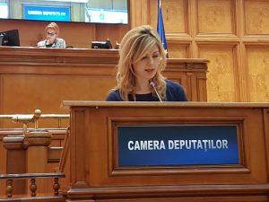 Maricela Cobuz, parlamentar PSD