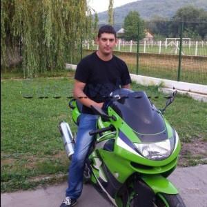 Motociclistul Mihai Pavăl a murit în accident