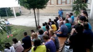 poză grup basarabeni în Suceava 2