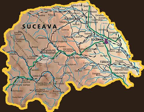 Alertă Cod Galben Pentru Mai Multe Localități Din Suceava Vezi Ce